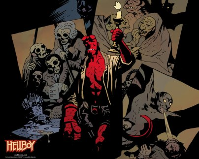 Hellboy_Creatures