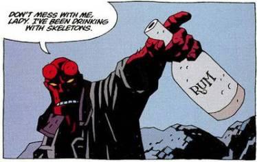 Hellboy_Funny