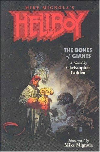 Hellboy Bones Of Giants