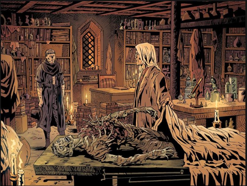 TheHealingThirstClement&Alfredius