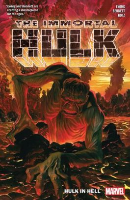 Immortal Hulk Hulk in Hell