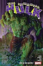 Immortal Hulk Or is He Both