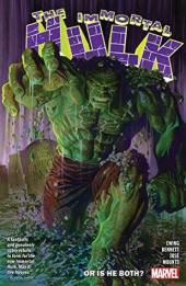 Immortal Hulk Or is He Both