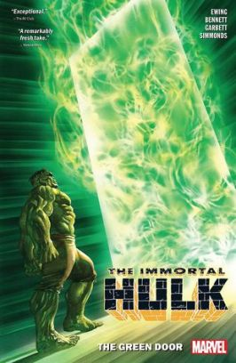 Immortal Hulk The Green Door