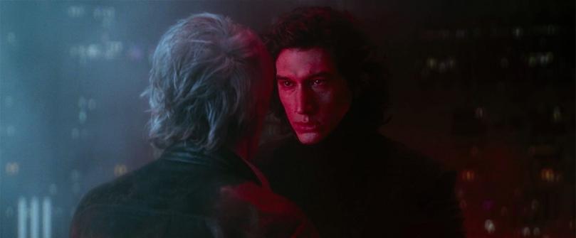Kylo Ren Han Solo