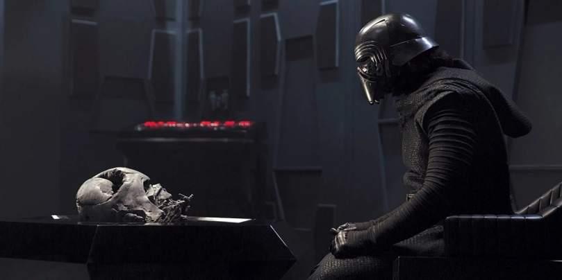 Kylo Ren Vader