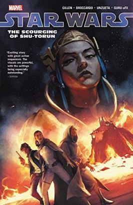 Star Wars The Scourging of Shu-Torun