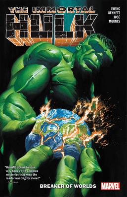 Immortal Hulk Breaker of Worlds