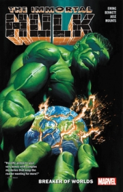 Immortal Hulk Breaker of Worlds