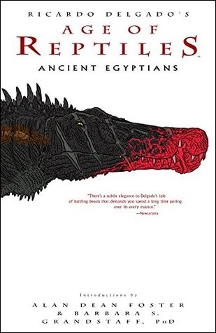 Age of Reptiles Ancient Egyptians
