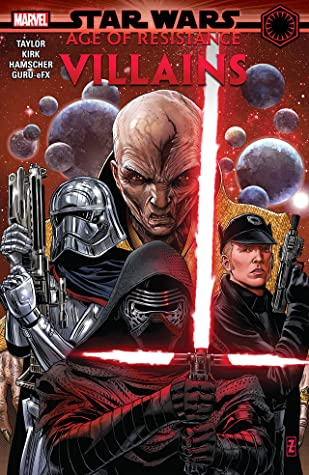 Star Wars Age of Resistance - Villains