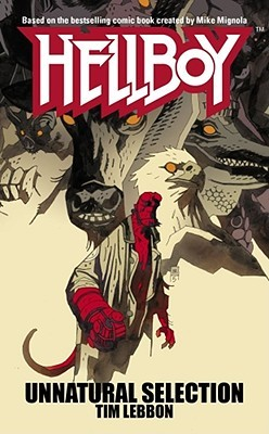 Hellboy Unnatural Selection