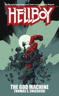 Hellboy The God Machine