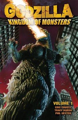 Godzilla Kingdom of Monsters Vol1