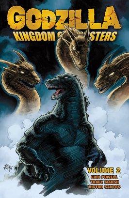 Godzilla Kingdom of Monsters Vol2