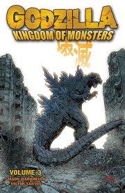 Godzilla Kingdom of Monsters Vol3